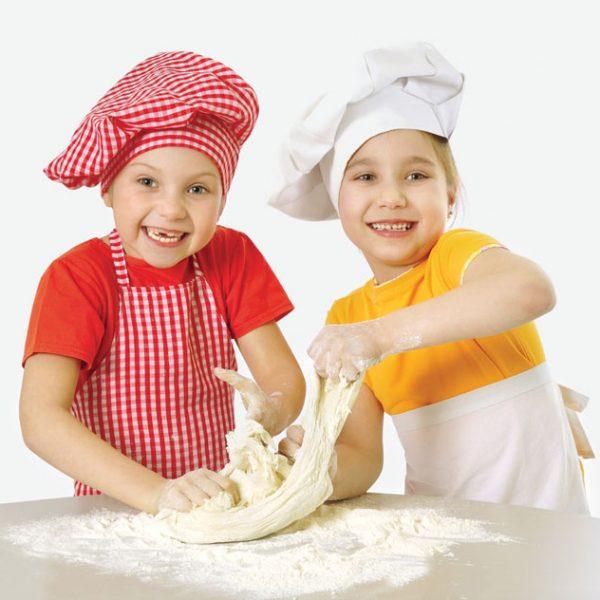 מבשלים עם ילדים